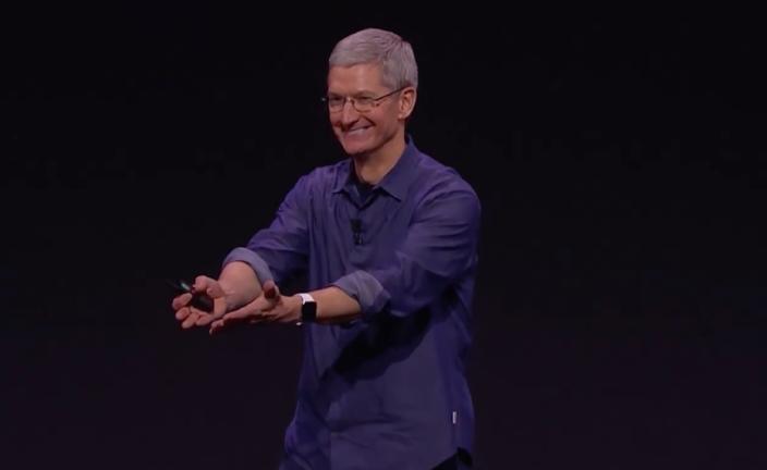 Тим Кук подтвердил, что Apple Watch принесли Apple более $1 млрд