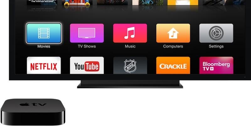 Продажи новой приставки Apple TV стартуют в октябре по цене 149$ или 199$