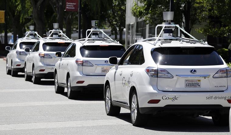 У Google есть собственная автомобильная компания