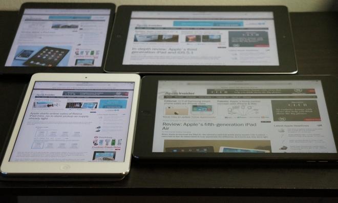 Sharp и Foxconn будут поставлять компоненты для iPad Pro