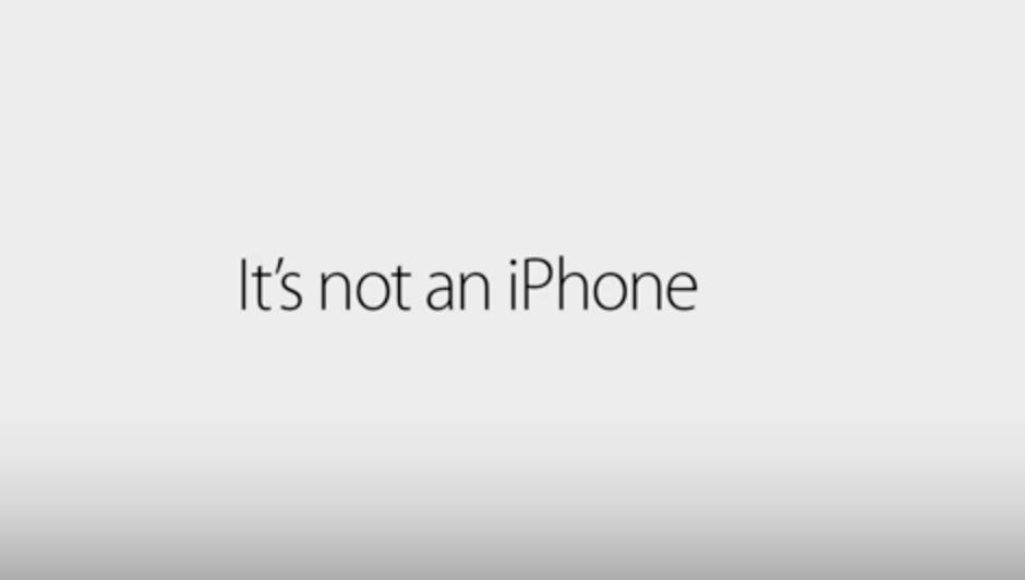 Apple представила новый рекламный ролик для iPhone