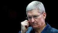 У Apple проблемы со стоимостью акций