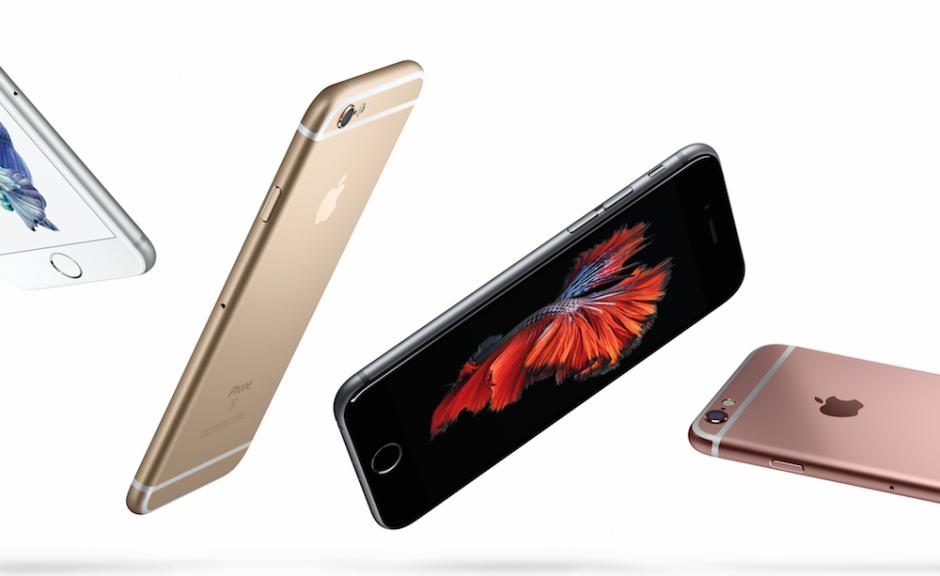 Продажи iPhone 6s/6s Plus в России начнутся 9 октября