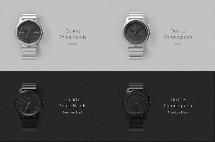 Sony Wena - традиционные часы с iOS