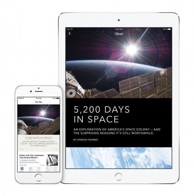 Рекламодатели жалуются на формат и препятствия в приложении Новости для iOS