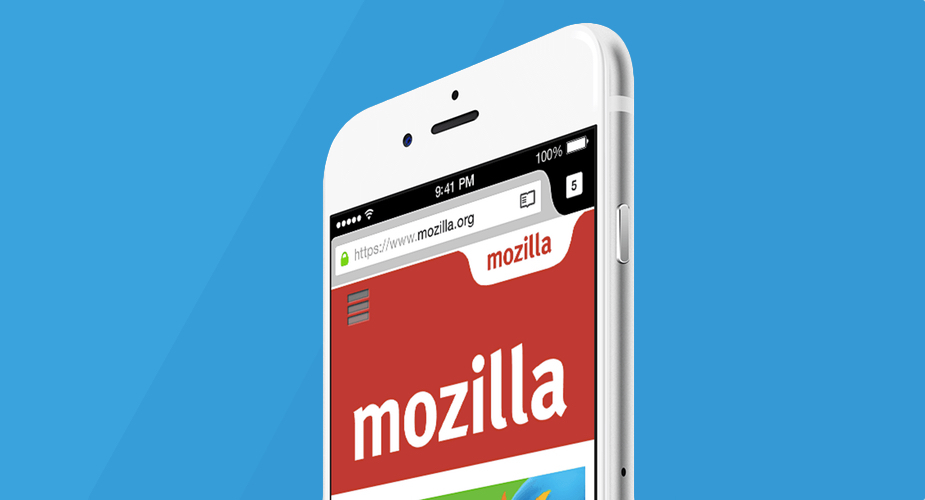 Firefox дебютирует в App Store