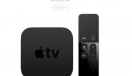 Новая приставка Apple TV поддерживает сразу только два Bluetooth контроллера