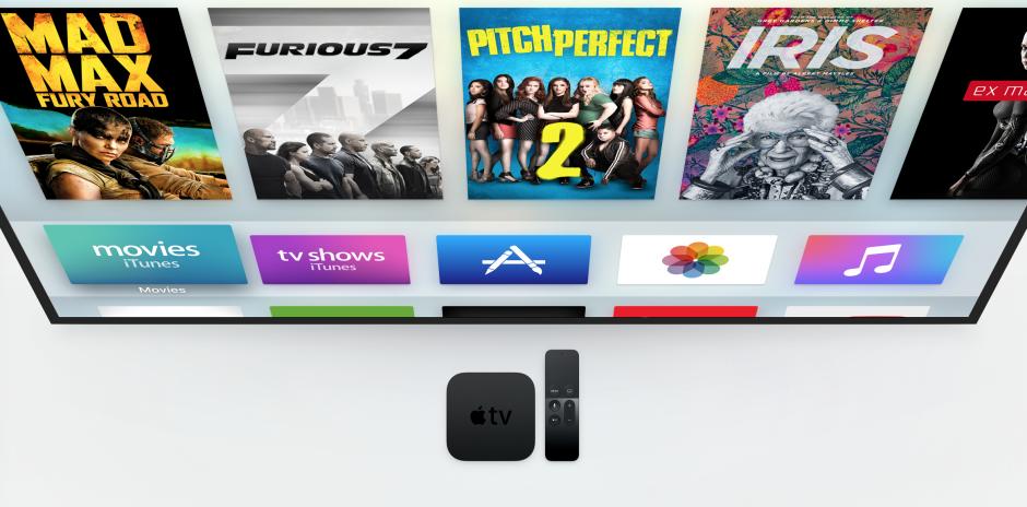 Apple анонсировала новую ТВ-приставку