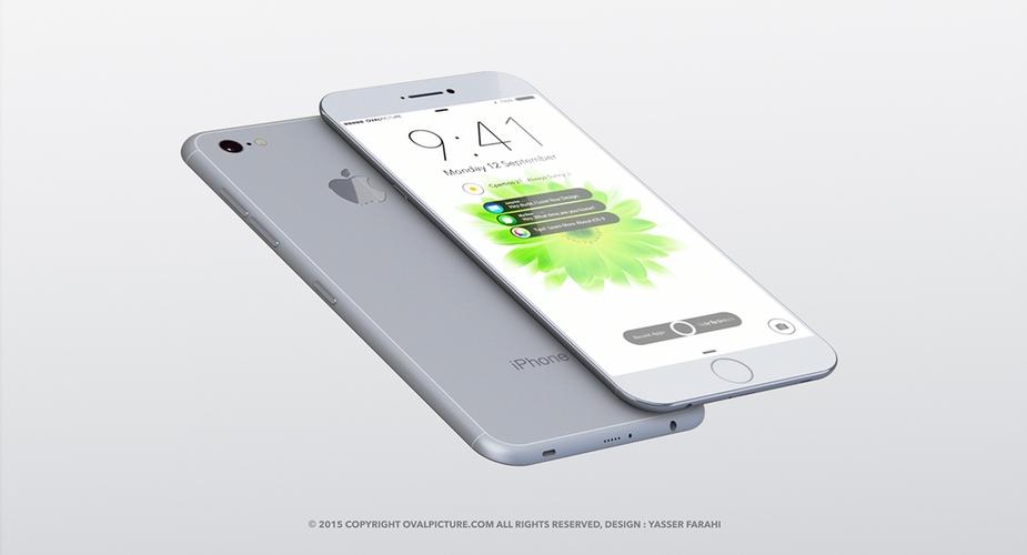 iPhone 7 будет тонким как iPod и iPad Air 2