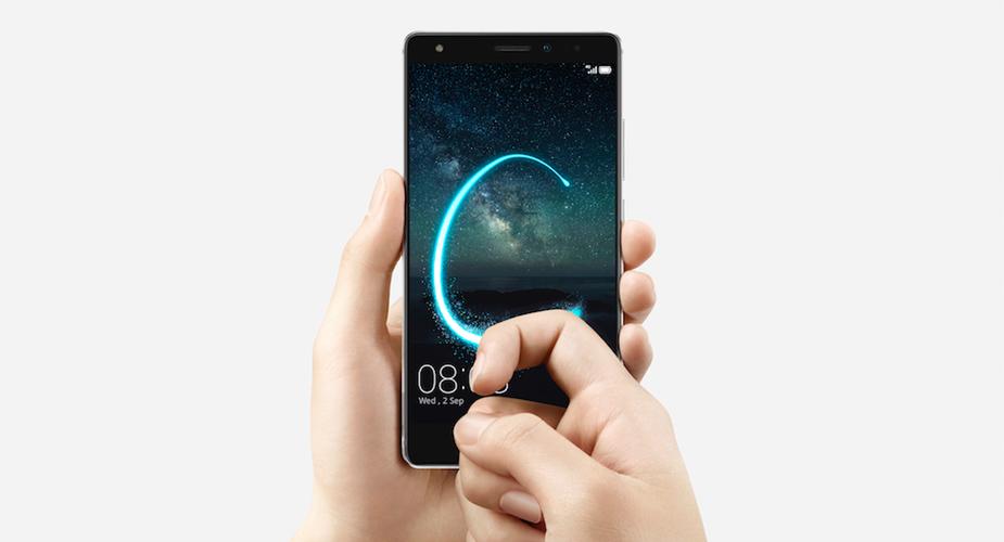 Первый смартфон с Force Touch — Huawei Mate S