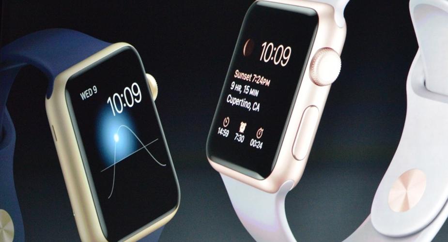 Apple представила новые модели часов Apple Watch с новыми браслетами и объявила выход системы watchOS 2