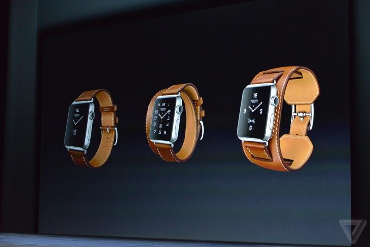9 октября стартуют продажи Apple Watch еще в 4 странах