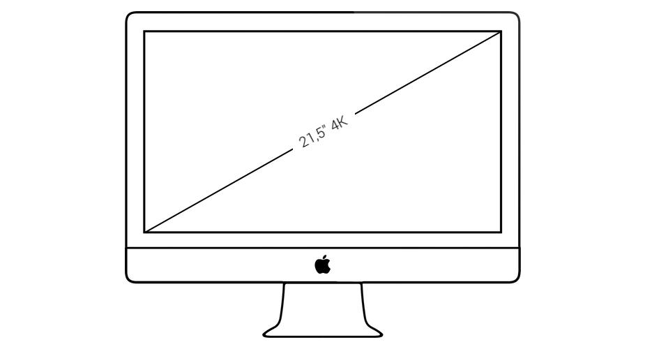 iMac 21.5 с 4K-разрешением все ближе к презентации