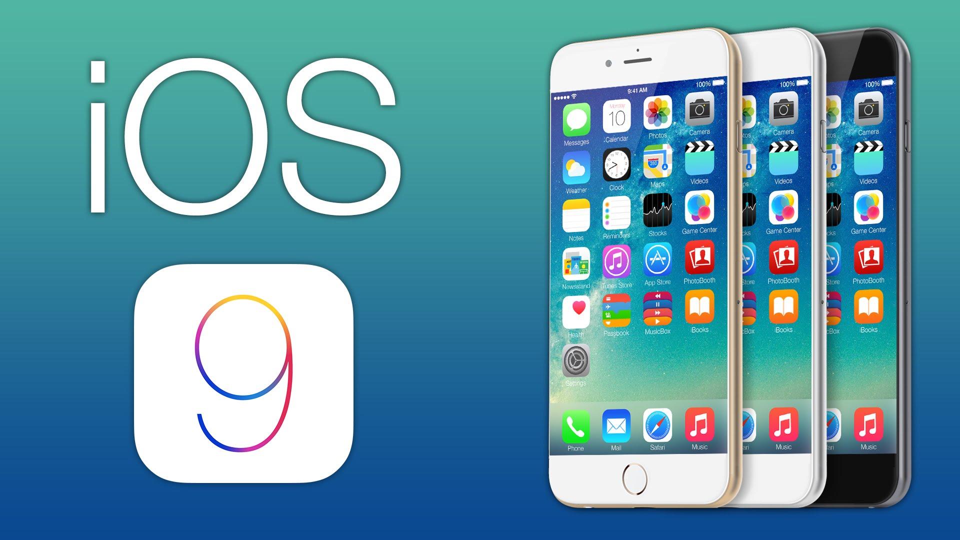 iOS 9 установлена на 75% активных iOS устройствах