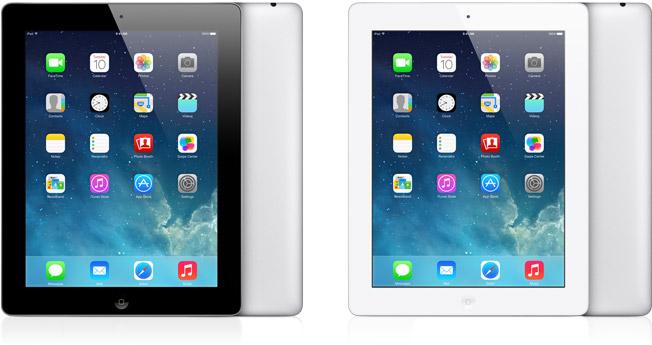 iPad Mini 4 появился в разобранном виде