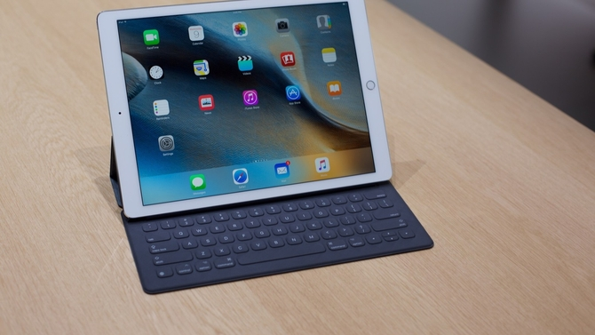 iPad Pro получил 4 Гб ОЗУ