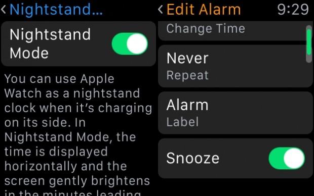 nightstand-mode