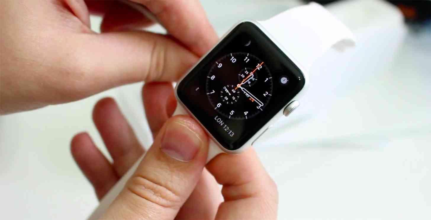 Apple патент о модульном ремешке для Apple Watch