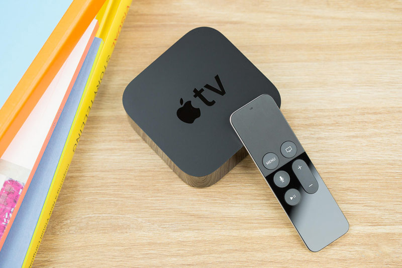 Apple добавила несколько новых App категорий для tvOS App Store