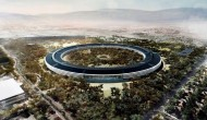 Apple кампус 2 «Космический корабль» приобретает очертания