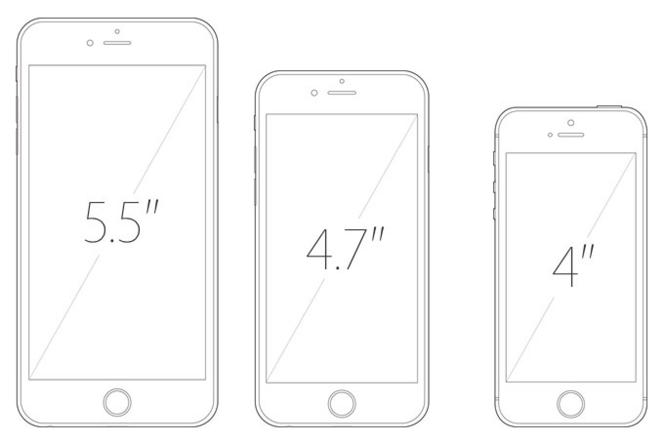 Apple планирует выпуск 4-дюймового iPhone на чипе A9 в начале 2016г.