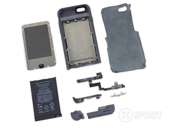 Smart Battery Case от Apple имеет емкость батареи лишь 1877 мАч