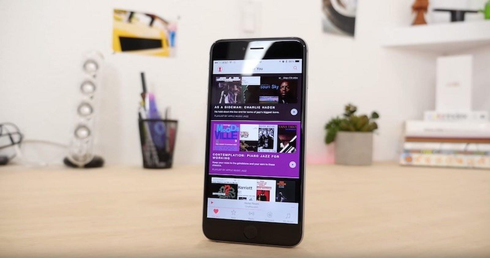 Как перекинуть музыку в любимый iPhone?