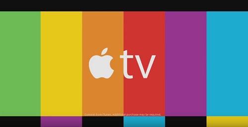 Apple выпустила рекламный ролик про Apple TV 4 поколения