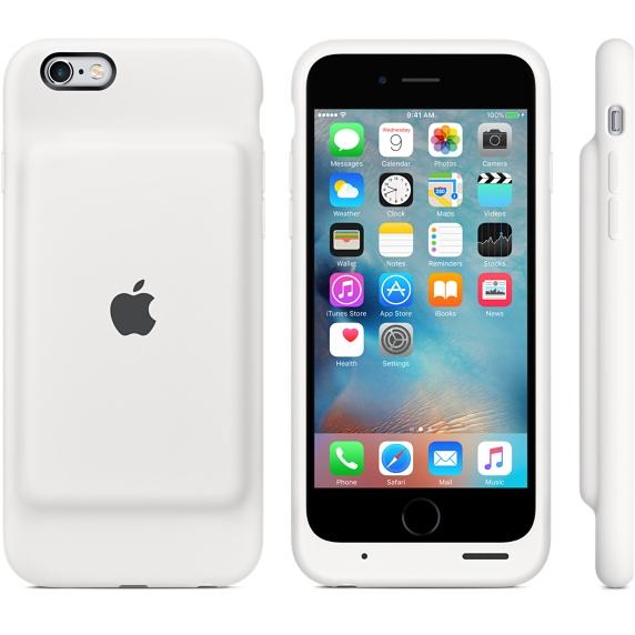 Впервые в продажу поступили чехлы-аккумуляторы для iPhone от Apple
