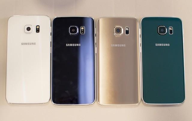 Samsung выпустит Galaxy S7 в цвете 'Jet Black' в начале декабря