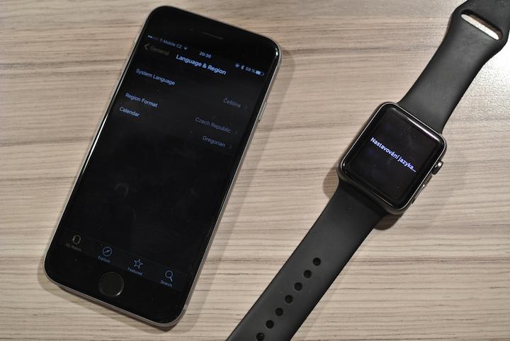 Вышло обновление watchOS 2.1
