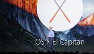 Apple выпустила OS X 10.11.3 El Capitan