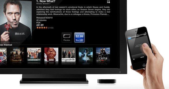 Apple представит новое приложение Apple TV Remote с полным функционалом Siri в первой половине 2016 года