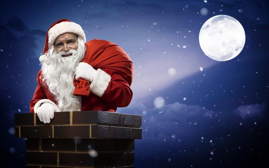 Как отслеживать Санта Клауса на вашем iPhone или iPad