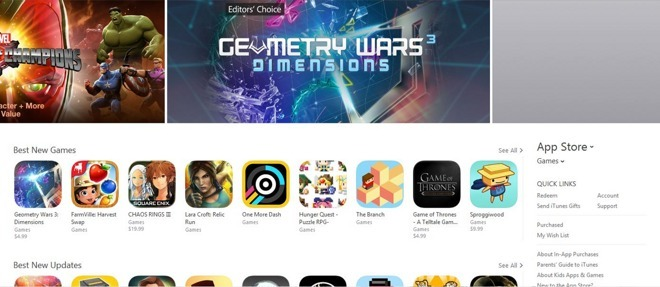 Apple повышает цены в App Store России и других странах