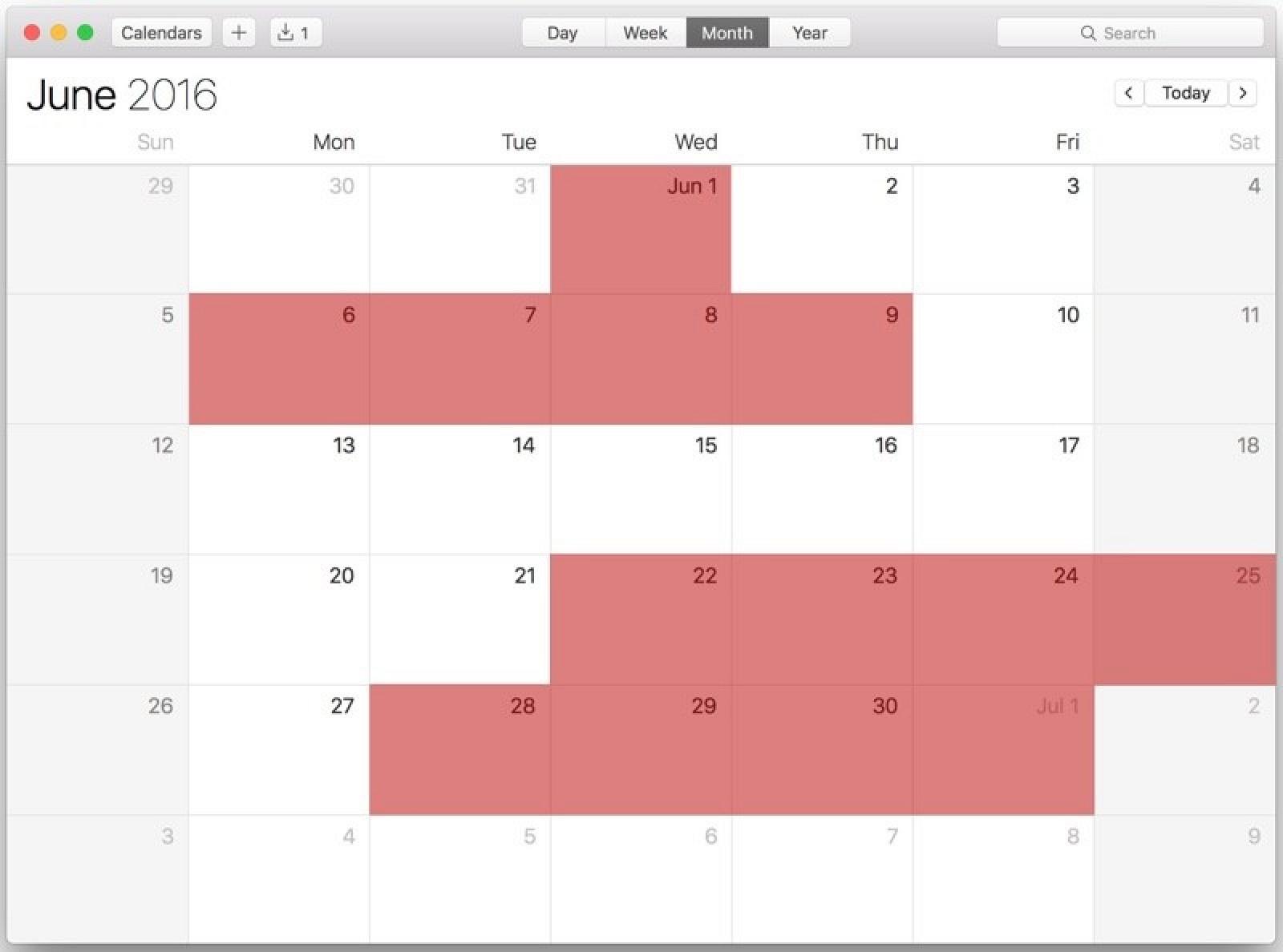 WWDC'16 скорее всего пройдет с 13 по 17 июня