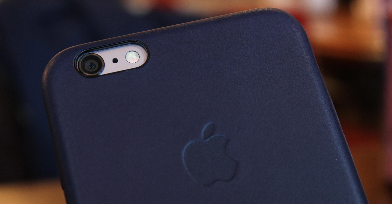 [Видео] Обзор чехла для iPhone 6