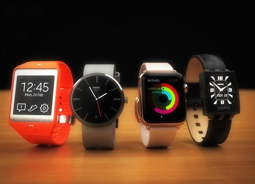 Впервые Apple Watch толкает глобальные продажи смарт-часов выше продаж швейцарских часов
