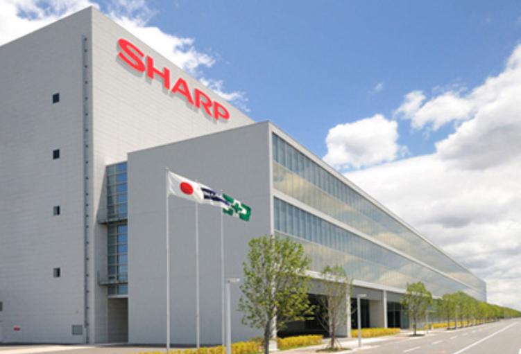 Foxconn приобретает Sharp за 6,2 млрд $