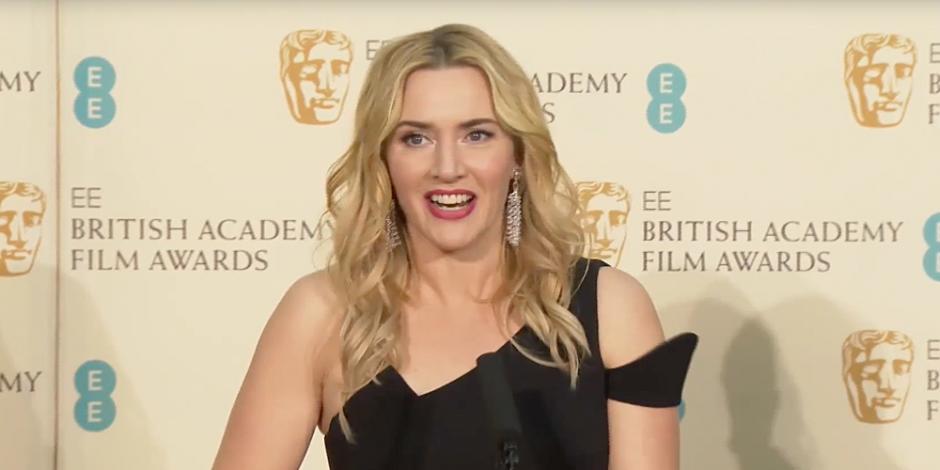 Кейт Уинслет выиграла кинопремию BAFTA за роль в фильме 'Стив Джобс'