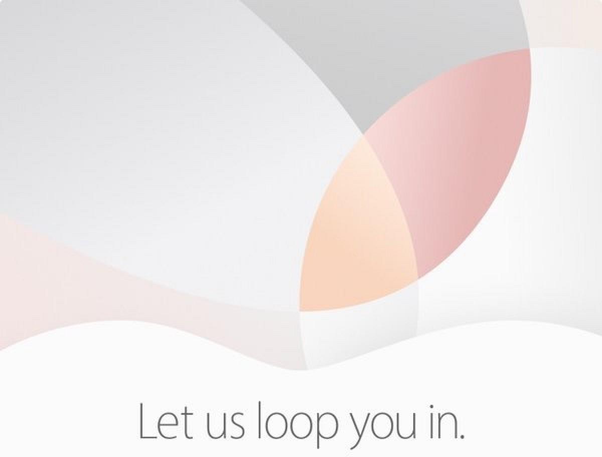 Apple разослали приглашения на свою презентацию 21 марта