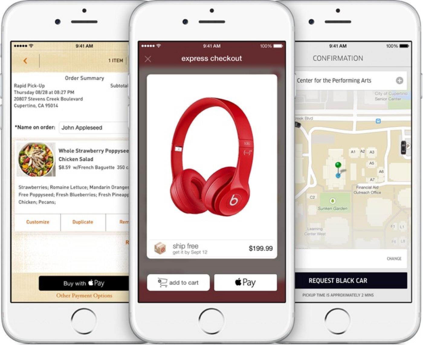 Apple Pay начнет работать с мобильными сайтами уже в этом году