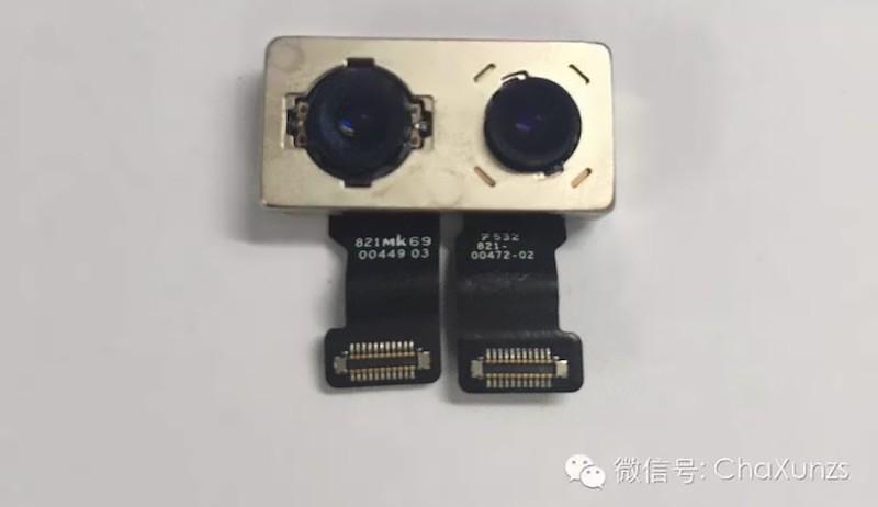 Возможное изображение модуля двойной камеры iPhone 7 Plus