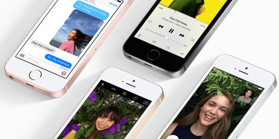 iPhone SE хит продаж в Китае