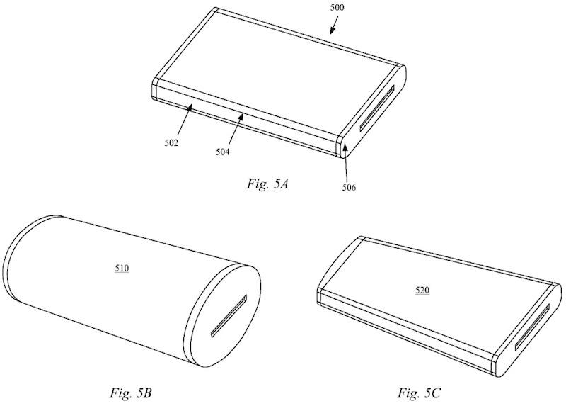 iPhone возможно получит в будущем 5.8 дюймовый OLED дисплей