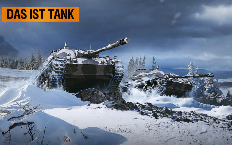 Игра World of Tanks Blitz появилась в Mac App Store