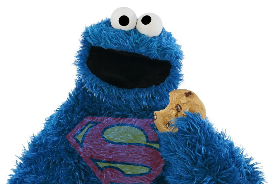 Новая реклама от Apple c Cookie Monster в главной роли