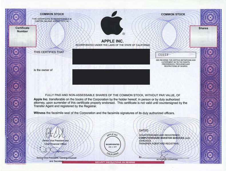 Инвестор Карл Икан продал свои акции Apple