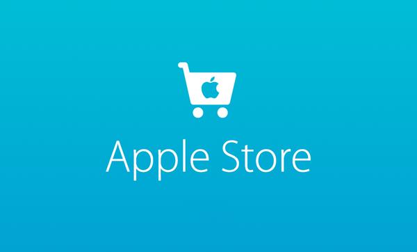 Приложение Apple Store App стало доступно в России