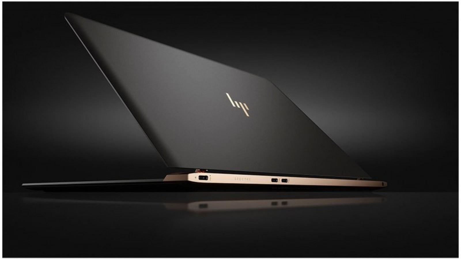 HP представили 'тончайший в мире ноутбук'